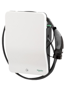 Зарядная станция Schneider Electric EVlink Wallbox