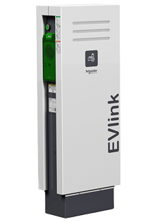 Зарядная станция Schneider Electric EVlink Parking