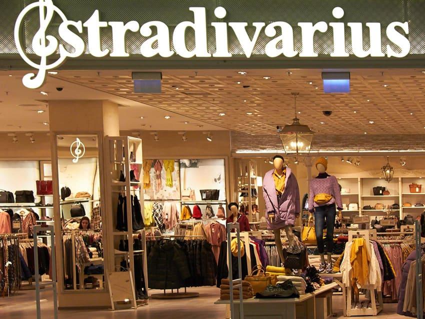 Электромонтаж для магазина stradivarius